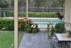 Adamsvale Swimming pool landscaping 9
